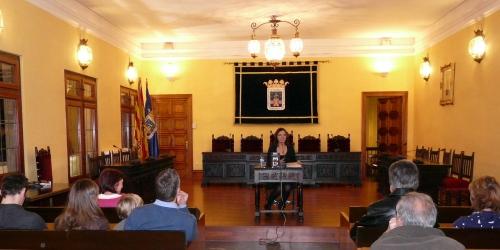 Presentación en Tarazona