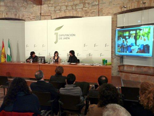 Presentación en Jaén