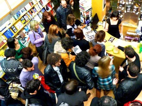 Presentación en Huesca