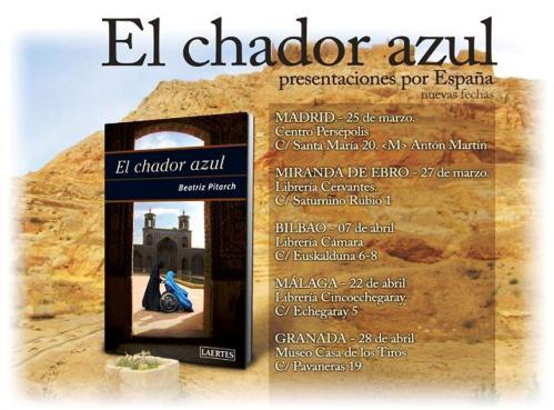 El Chador Tour 2