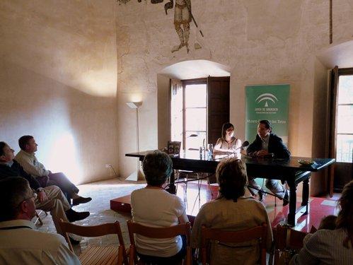 Presentación en Granada